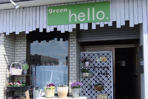 Green_hello